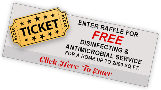 Enter to win home disinfecting service